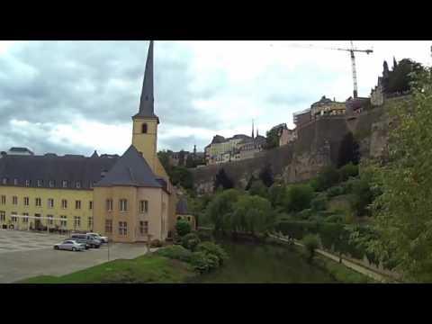 Luxembourg City / autumn 2015