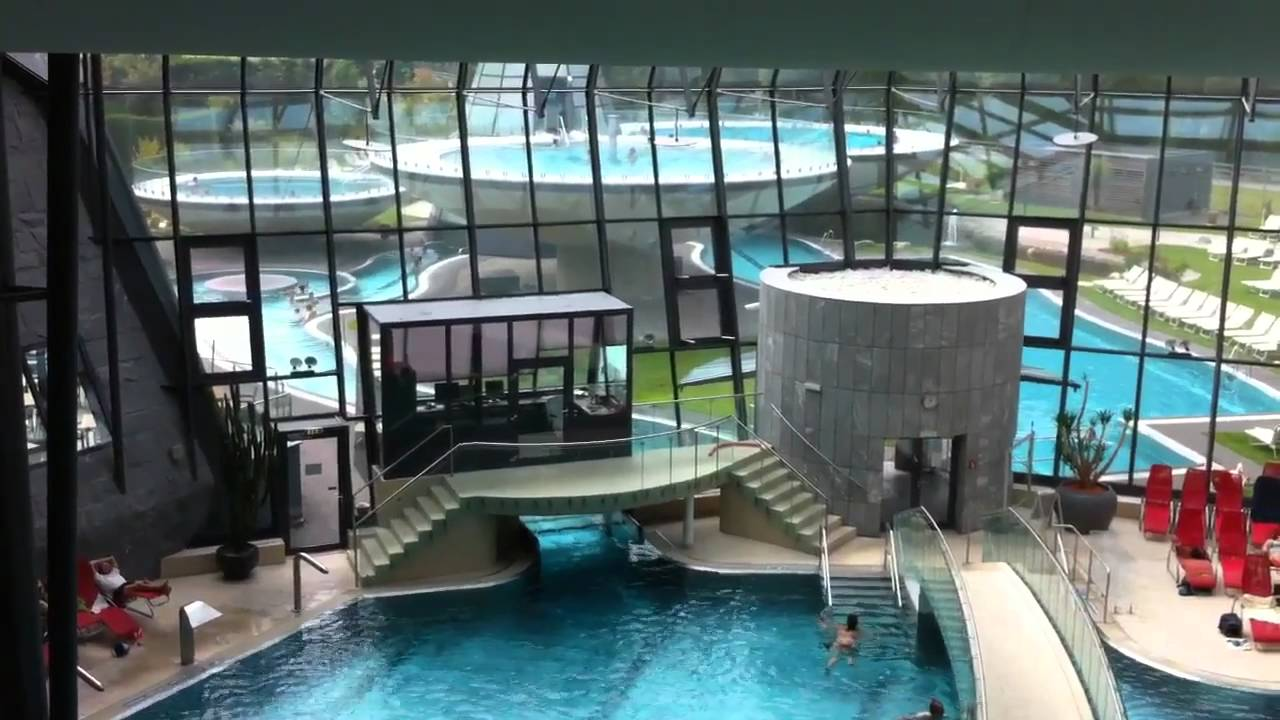 Exceptionnel aquadome dal tunnel alle terme - YouTube SV17