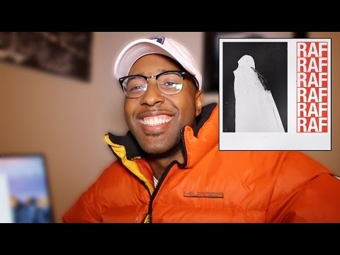A$AP Rocky - RAF Feat. Frank Ocean, Quavo & Lil Uzi Vert (REVIEW / REACTION)
