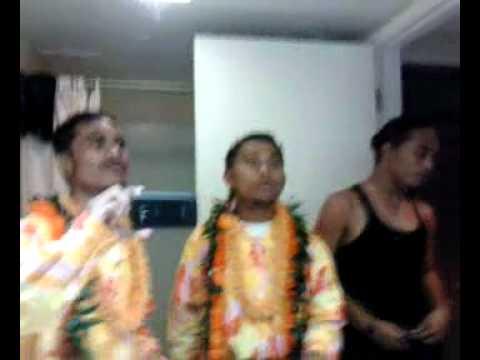 Marshallese boyz singin..(Angel Ro Ilan) Da Remix