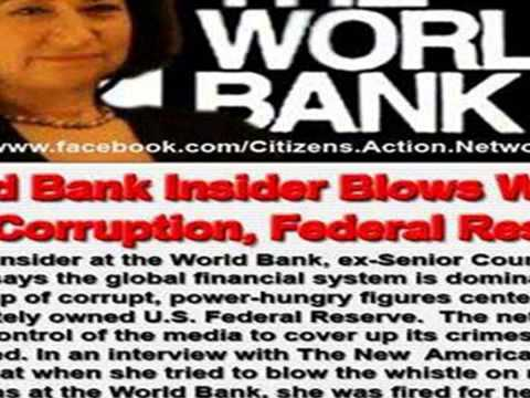 Grimerica talks to world bank whistleblower Karen Hudes about the corrupt Financial system, and more