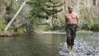 Голый Путин взбудоражил австрийских журналистов