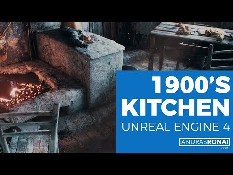 How to make your archviz scenes run faster in Unreal