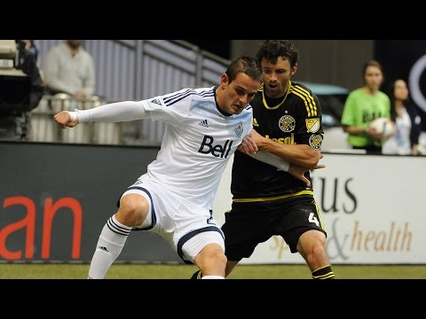 HIGHLIGHTS: Vancouver Whitecaps vs. Columbus Crew SC | April 9, 2015