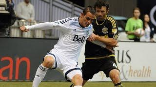 HIGHLIGHTS: Vancouver Whitecaps vs. Columbus Crew SC | April 9, 2015
