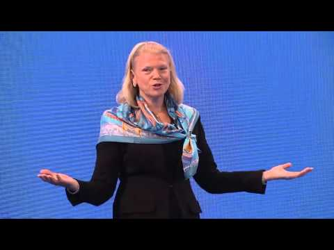 THINK Forum India 2016: Keynote by Ginni Rometty, Chairman,