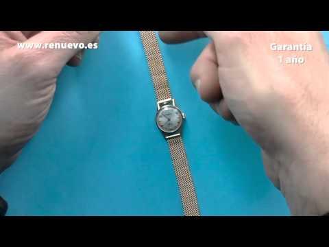 f3a75f1cfadc Reloj DUWARD King de oro de segunda mano E238809A - YouTube