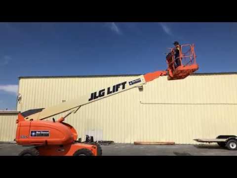 JLG 600S Aerial Boomlift