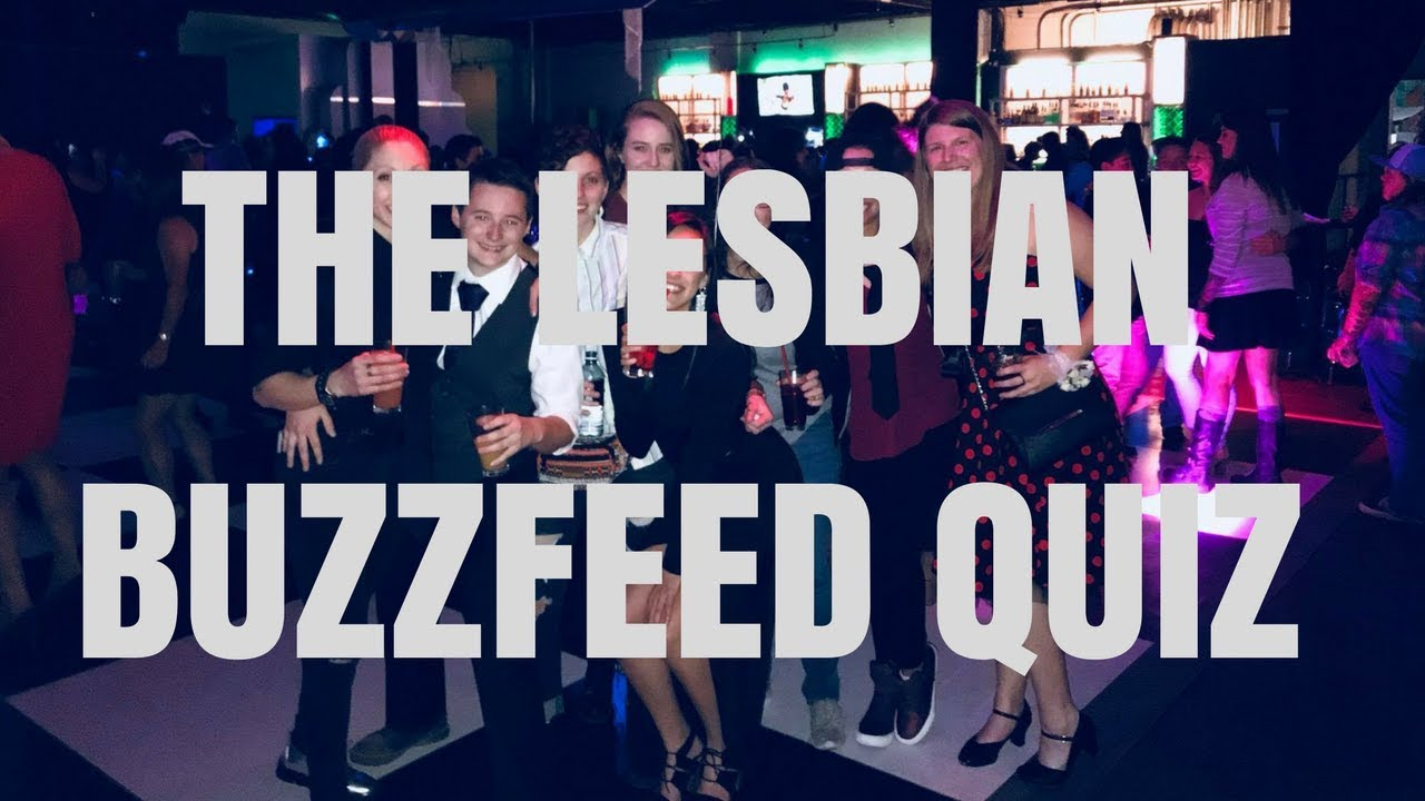 The lesbian test buzzfeed