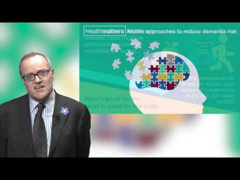 Health Matters Reducing the risk of dementia