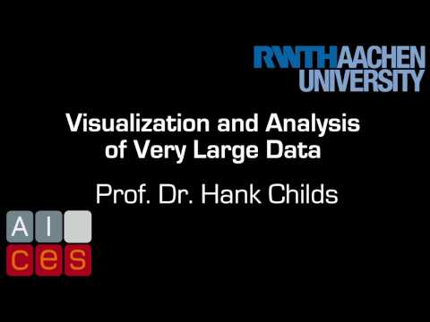 EU Regional School 2014 Part 1 with Prof. Dr. Hank Childs