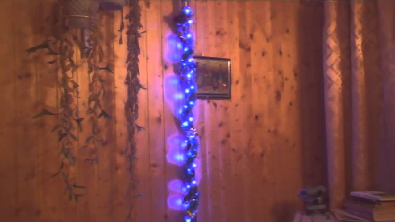 Дед мороз с подсветкой своими руками фото 409