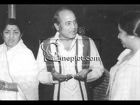 Mehdi Hassan........Woh Jo Hum Mein Tum Mein Qaraar Tha (radio Ghazal)