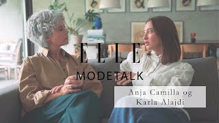 Fashion talk with Anja Camilla and Karla Alajdi