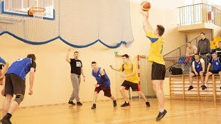 Turniej koszykówki o Puchar Prezydenta Miasta