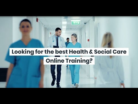 Online Training Courses Health and Social Care - An Introduction To Social Care Online