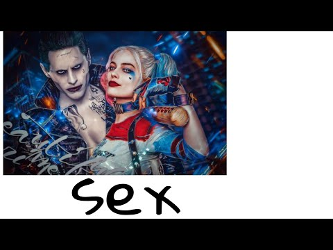 Harley quinn and joker having sex