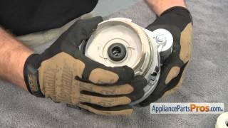 Dishwasher Impeller Seal Kit Part 8193951a