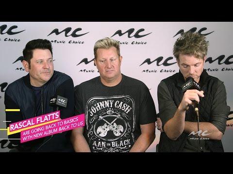 Rascal Flatts Are Going Back To Basics With New Album