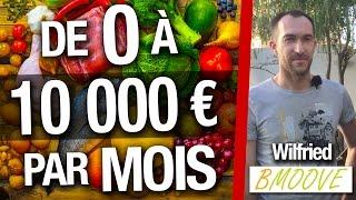 De 0 à 10 000 EUROS par MOIS avec le PALÉO
