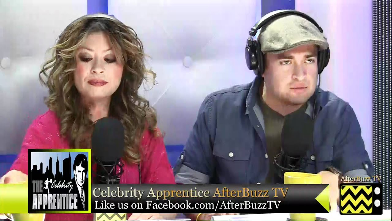 Celebrity Apprentice Reviews and After Show - The ...
