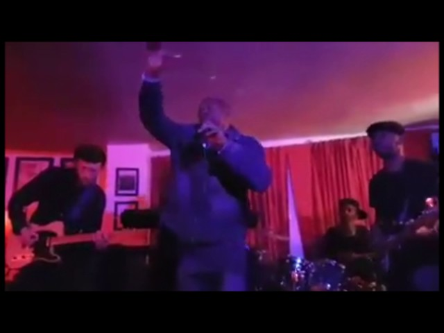Patrick Johnson at Reggae Thursdayz @ Troy Bar