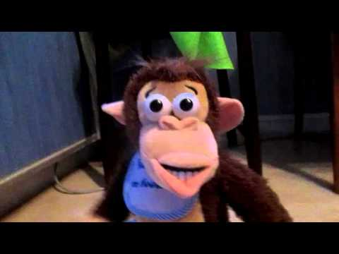 Crazy Monkey Goes Bananas