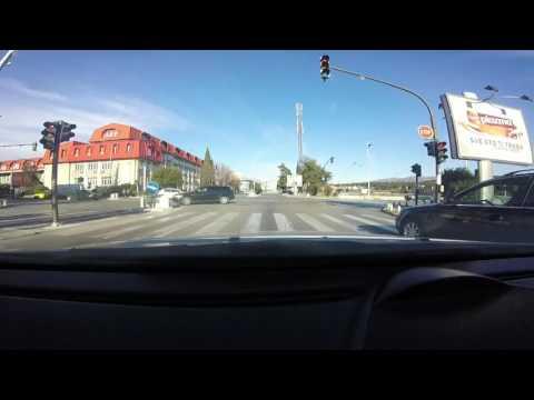 Driving Tuzi-Podgorica-Spuž [GoPro]