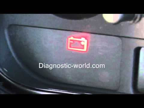 Mercedes Battery Warning Light   What It Means & Checking It