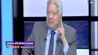 FilGoal | اخبار | مرتضى: سأمزق أي علم للزمالك أمام صن داونز.. مصر فقط