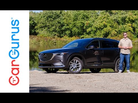 2016 Mazda CX-9 | CarGurus Test Drive Review