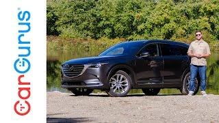 Mazda CX-9 2016 Videos