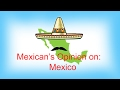 Mexican's Opinion on:Mexico (Almost Rant and Black Ops 3 KC comeback!!)