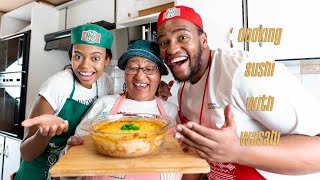 Cooking SushiwithWasabi S01E05: Lasagna