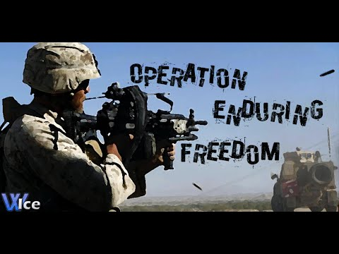 CO45 Operation Enduring Freedom (Gruppe W)