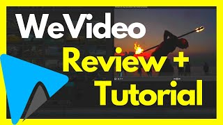 WeVideo Review + Tutorial 2020 | What Chromebook users MUST know