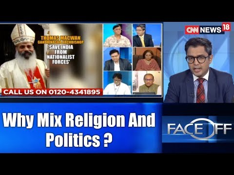 Why Mix Religion And Politics? | #ChruchPolitics | Face Off | CNN News18 Mp3