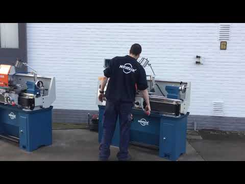 CD330Jx750-Vario-CSS Technical School Vario Lathe With Constant Surface Cutting Speed