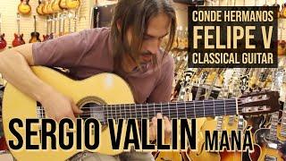 Sergio Vallin from Mana