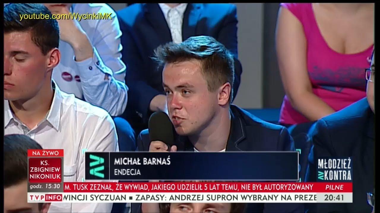 Młodzież kontra 602: Michał Barnaś (Endecja) vs Władysław Kosiniak-Kamysz (PSL)