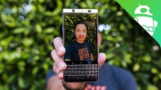 BlackBerry KEYone Review: Getting Sh*t Done