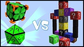 видео: Клевер Удачи и ГиперКуб VS Лаки Монстр! - Лаки Битва #25