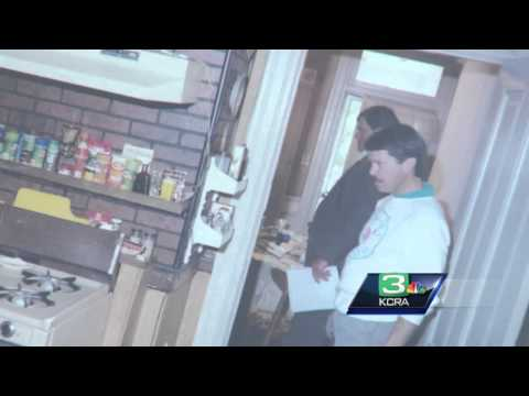 Detective gives tour of Dorothea Puente's house