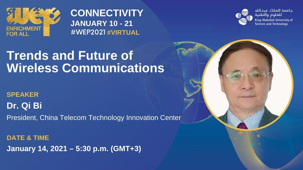 Trends and Future of Wireless Communications