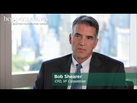 Creating Value for Shareholders: An Interview with VF Corporation CFO Bob Shearer