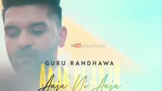 Guru Randhawa - AAJA NI AAJA Whatsapp Status | Mar gye oye loko | Humble music