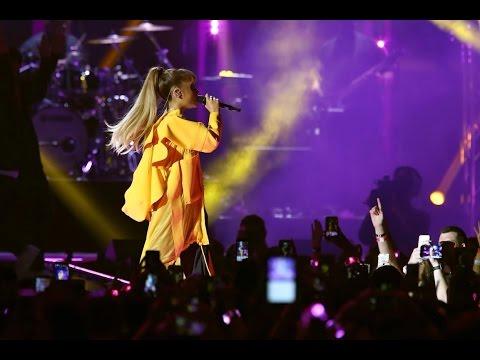 Ariana Grande - Everyday en Live au iHeartRadio Music Festival