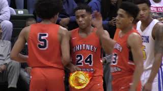 Whitney Young vs Simeon overtime  battle  to advance to Illinois 4A final four