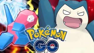 TESTIAMO SNORLAX E PORYGON! - Pokemon GO