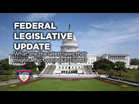 U.S. Federal Legislative Update